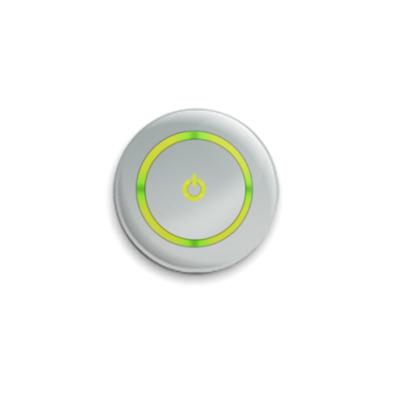 Значок 25мм  кнопка Xbox