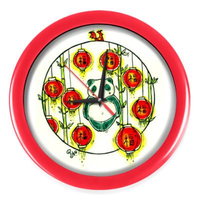 Настенные часы Пожелание Счастья