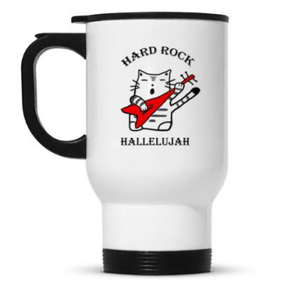 Кружка-термос Hard rock