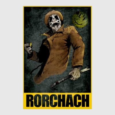 Постер Rorchach (Роршах)