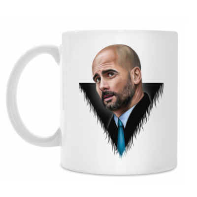 Кружка Pep Guardiola | Manchester City