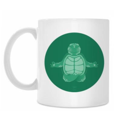 Кружка Animal Zen: T is for Turtle