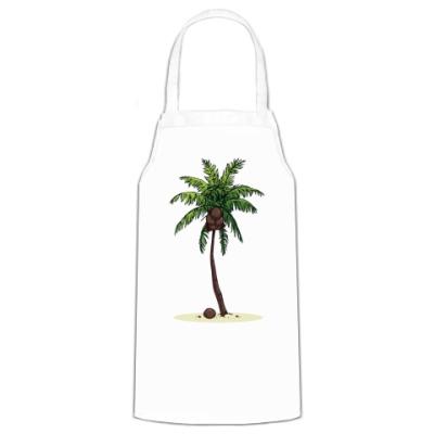 Фартук Кокосовая пальма