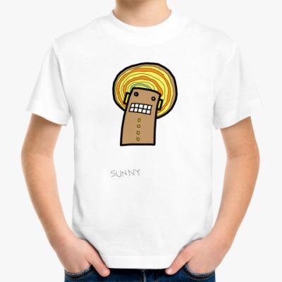 Детская футболка Sunny
