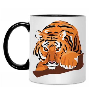 Кружка Tiger