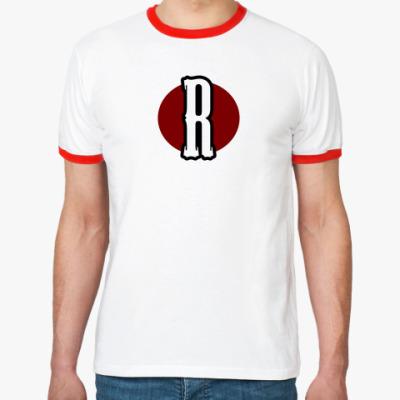 Футболка Ringer-T Rastler