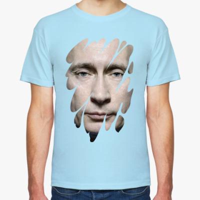 Футболка Лик Путина