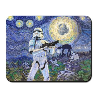 Коврик для мыши Star Wars Starry Night