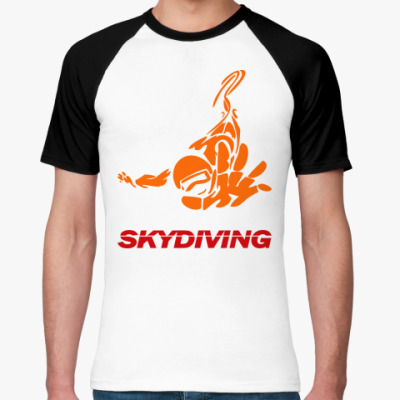 Футболка реглан SKYDIVING