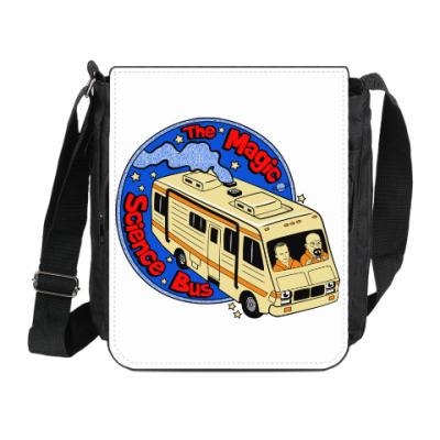 Сумка на плечо (мини-планшет) Волшебный автобус