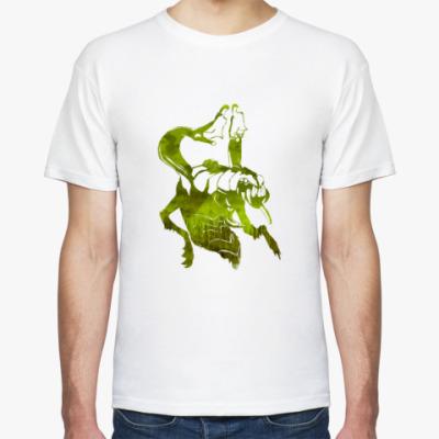Футболка Venomancer через змейки