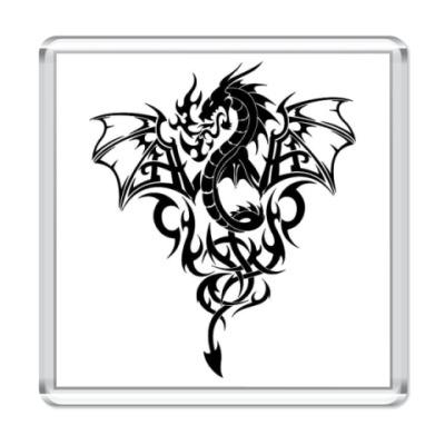 Магнит  Дракон