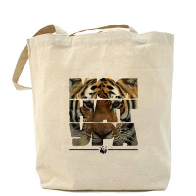 Сумка WWF. Моя натура - Тигр!