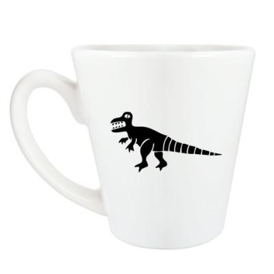 Чашка Латте Дракон Фред