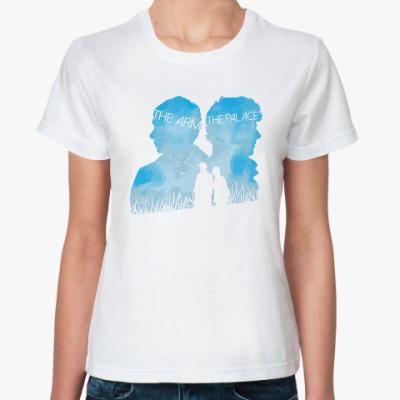 Классическая футболка Sherlock Sky