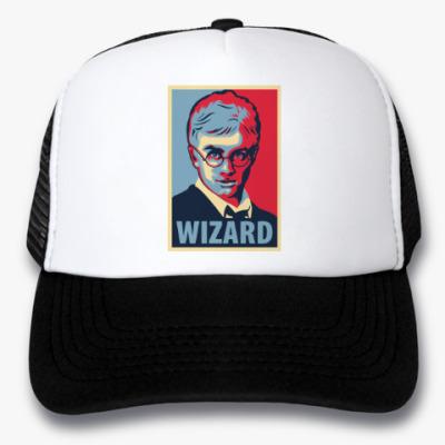 Кепка-тракер Wizard