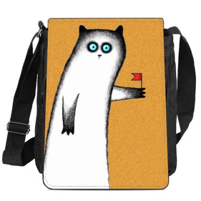 Сумка-планшет Йошкин кот
