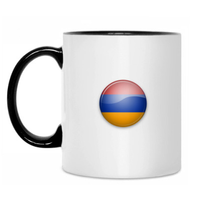 Кружка Флаг Армении