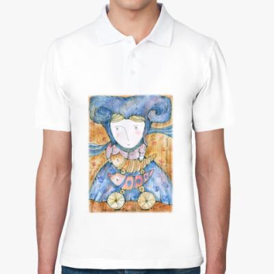 Рубашка поло Волшебница Котов