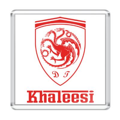 Магнит Khaleesi Ferrari
