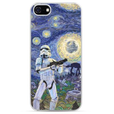 Чехол для iPhone Star Wars Starry Night