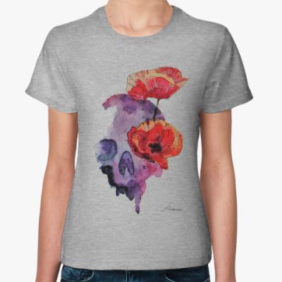 Женская футболка Сон Элли
