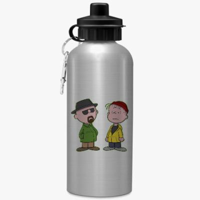 Спортивная бутылка/фляжка Walter & Jesse