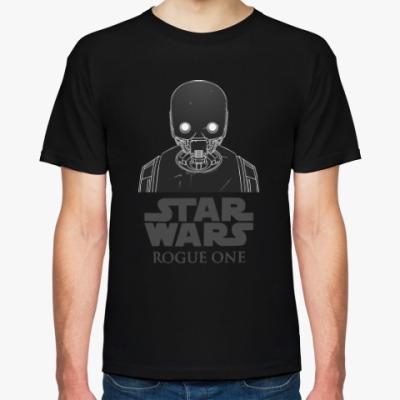 Футболка Star Wars  K-2SO