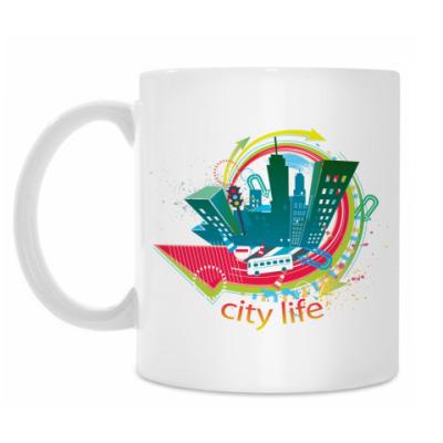 Кружка City life2