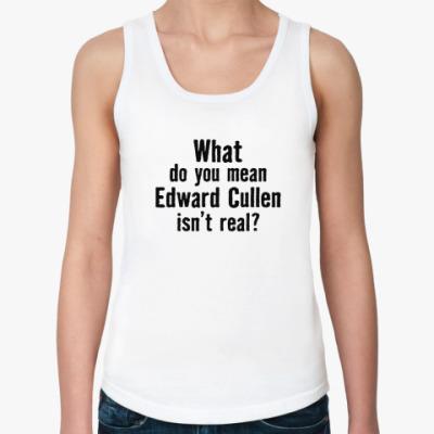 Женская майка Эдвард Каллен существует?