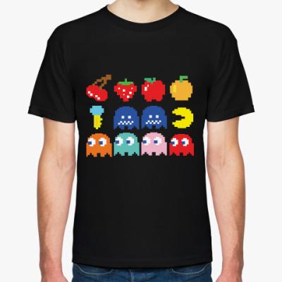 Футболка Pac-Man / PacMan / ПакМан