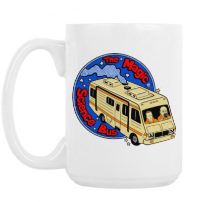 Кружка Волшебный автобус