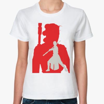 Классическая футболка Рей