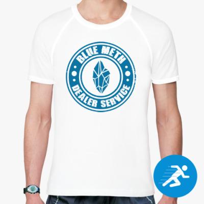 Спортивная футболка Blue Meth Dealer