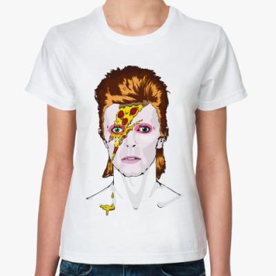 Классическая футболка Дэвид Боуи