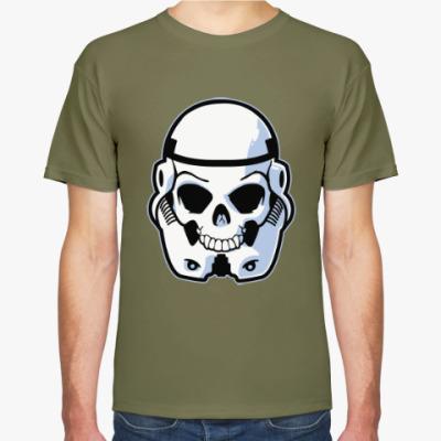 Футболка Trooper Skull