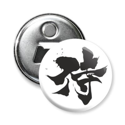 Магнит-открывашка Samurai