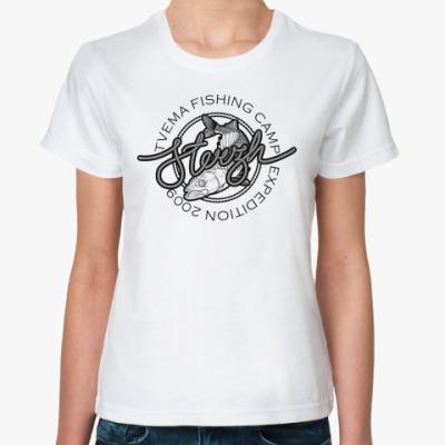 Классическая футболка STERZH