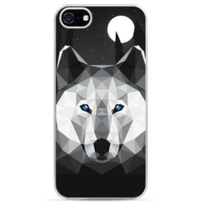 Чехол для iPhone Forest Wolf