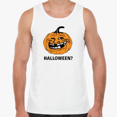 Майка Мем. Halloween?