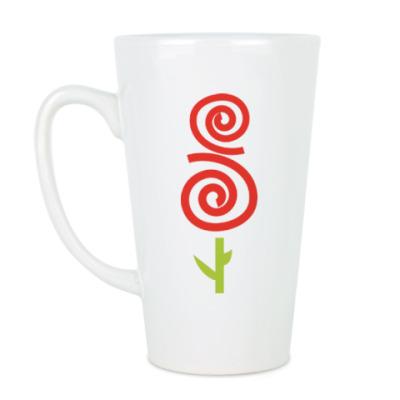 Чашка Латте 8 марта