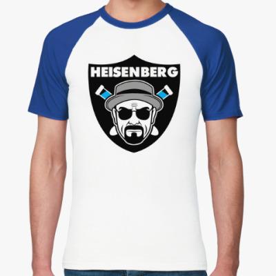 Футболка реглан Heisenberg Raiders