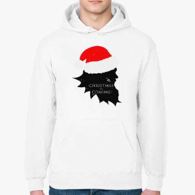 Толстовка худи Christmas is coming