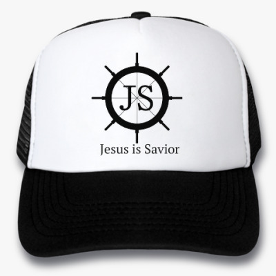 Кепка-тракер JS (Jesus is Savior)