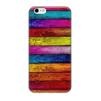 Чехол для iPhone 6/6s Colorful Woods
