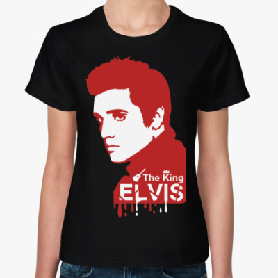 'Elvis the king'