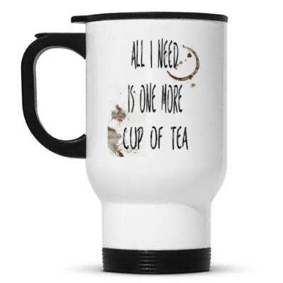 Кружка-термос Чашка чая