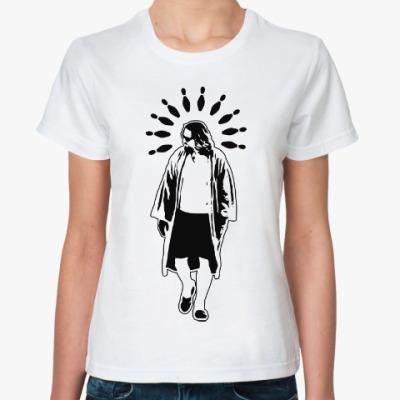 Классическая футболка Чувак (Большой Лебовский)