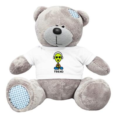 Плюшевый мишка Тедди Друг