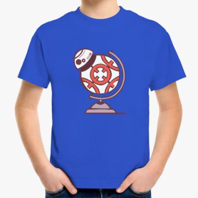 Детская футболка Star Wars BB-8 Droid